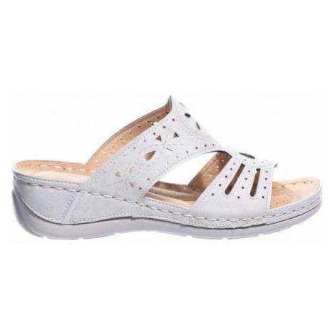 Avenue ULFSBORG beige - Women's summer shoes