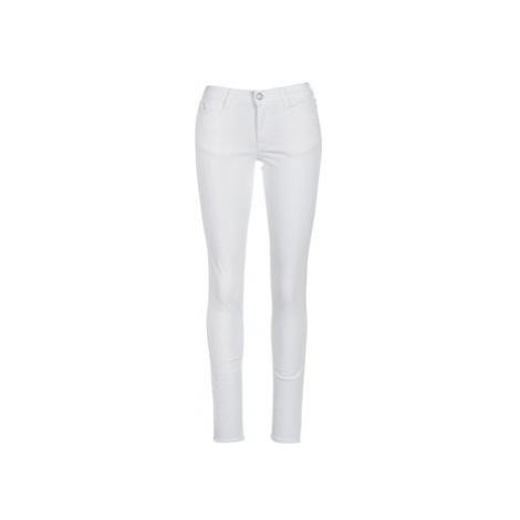 Le Temps des Cerises 317 women's Trousers in White