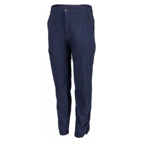 Columbia TECH TREK PANT dark blue - Girls' pants