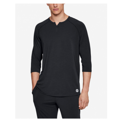 Under Armour Athlete Recovery Sleeping T-shirt Black