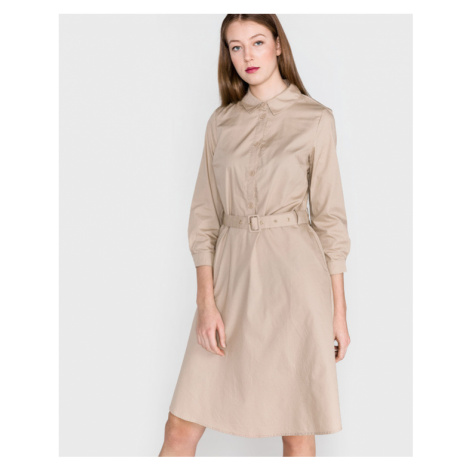 Vila Nyala Dress Beige