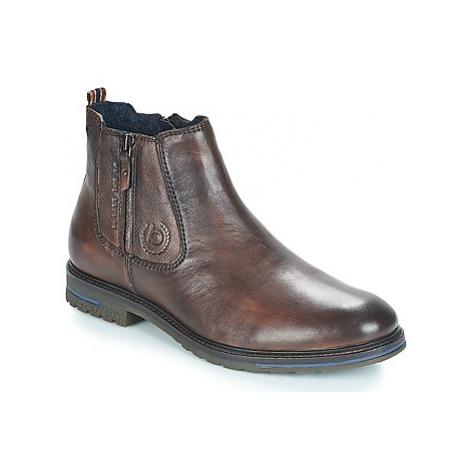 Bugatti AVANTIOF men's Mid Boots in Brown