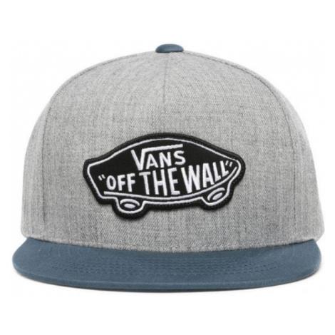 Vans MN CLASSIC PATCH SNAPBACK grey - Men's baseball cap