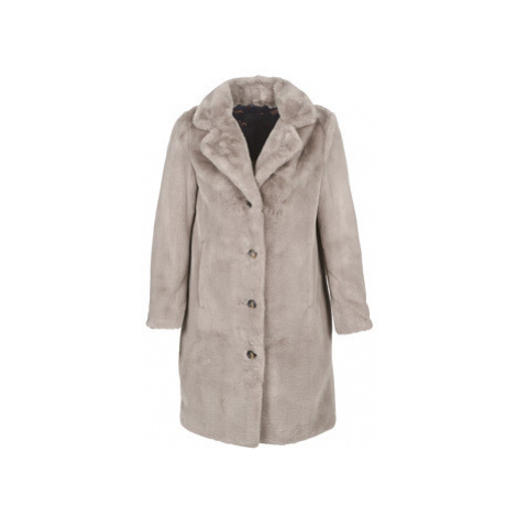 Oakwood CYBER women's Coat in Grey