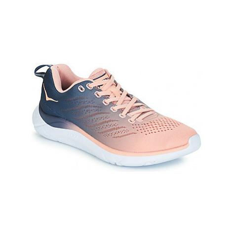 Hoka one one HUPANA EM women's Running Trainers in Blue