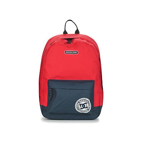 DC Shoes BACKSTACK CB men's Backpack in Red