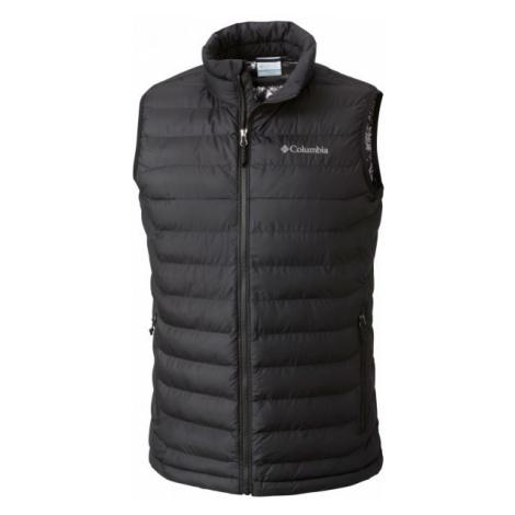 Columbia POWDER LITE VEST black - Men's winter vest