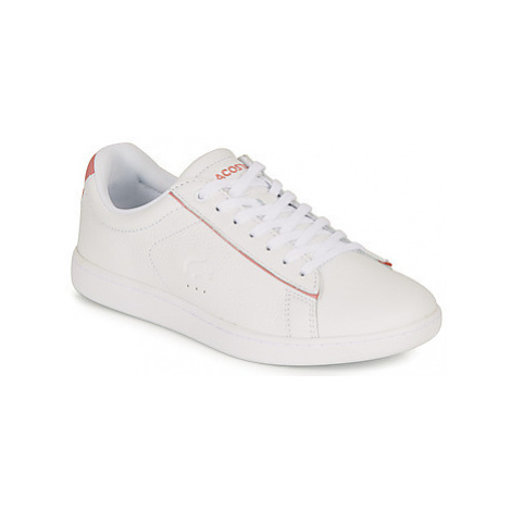 Lacoste CARNABY EVO 319 9 SFA women's Shoes (Trainers) in White