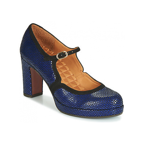 Chie Mihara JOLY women's Court Shoes in Blue