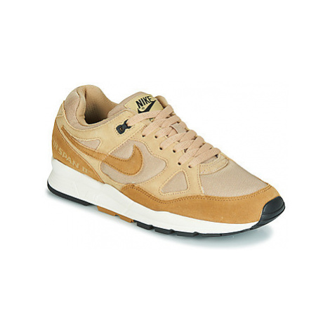 Nike AIR SPAN II SE men's Shoes (Trainers) in Beige