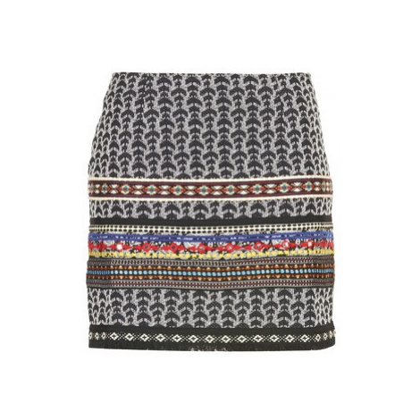 Desigual CORARIO women's Skirt in Multicolour