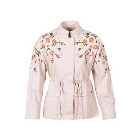 Betty London INOTOU women's Jacket in Beige