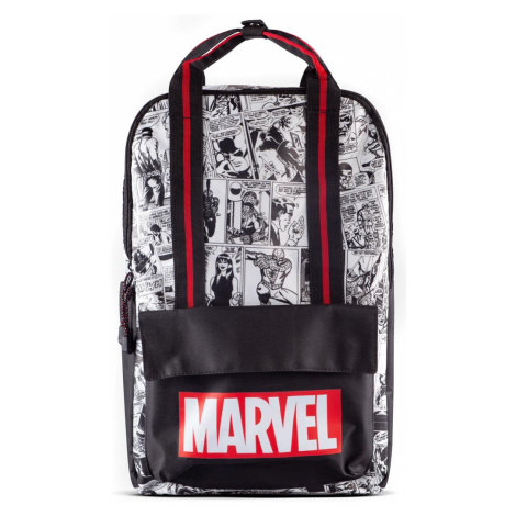 Marvel - Comic Characters - Backpack - black-red-white