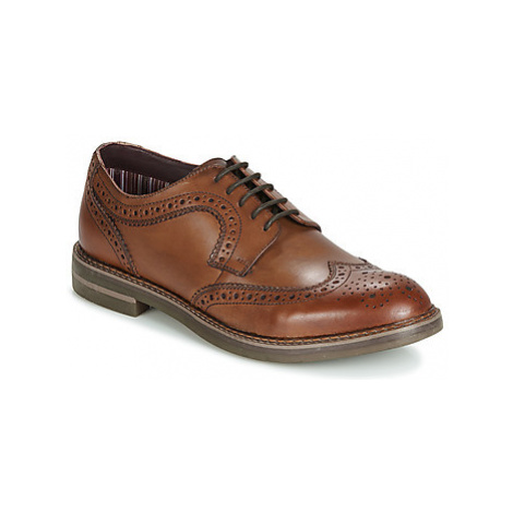 Base London KENT men's Casual Shoes in Brown