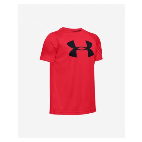 Under Armour Tech™ Kids T-shirt Red