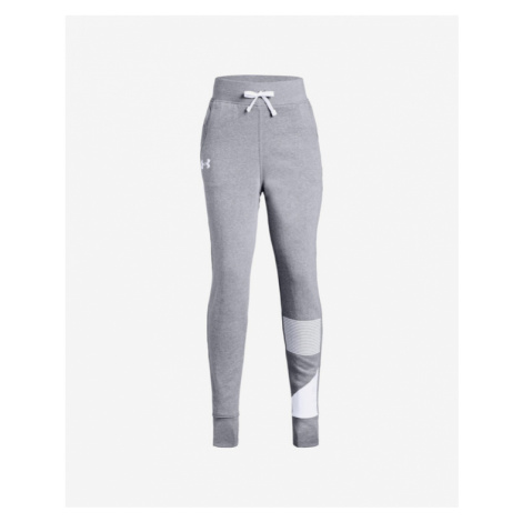 Under Armour Rival Kids joggings Grey