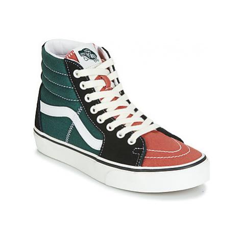 Vans SK8-HI men's Shoes (High-top Trainers) in Multicolour