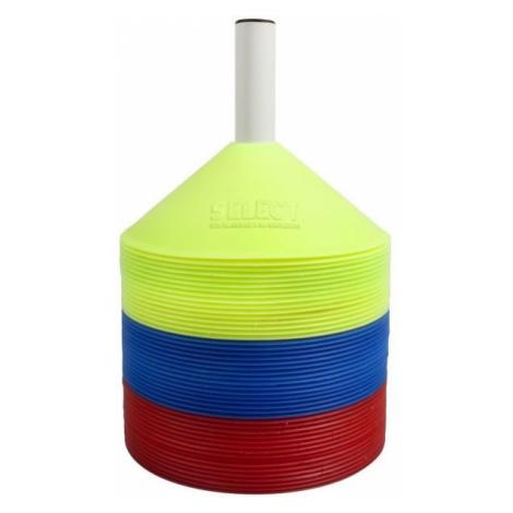 Select MARKER SET - Marker cones
