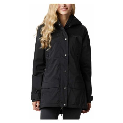 Columbia RAINY CREEK TRENCH black - Women's outdoor coat