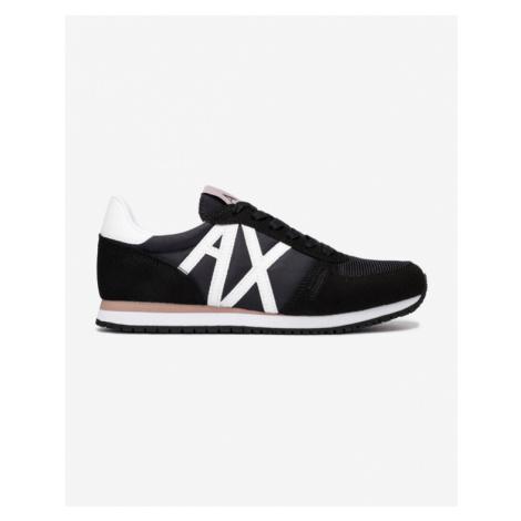 Armani Exchange Sneakers Black