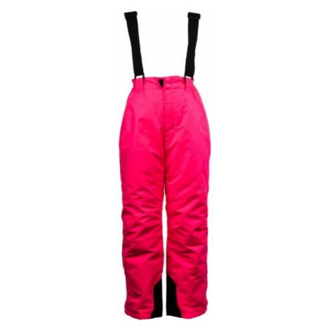 ALPINE PRO FUDO 2 pink - Kids ski pants
