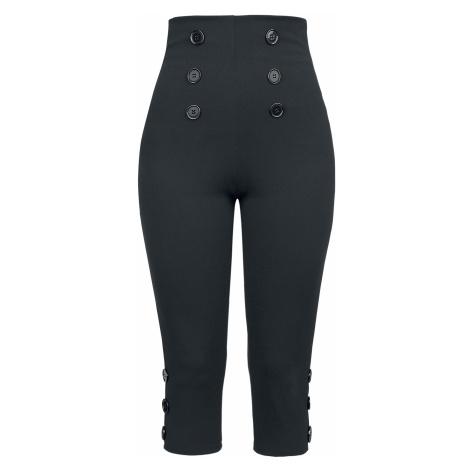 Belsira - Capri Pants - Girls trousers - black