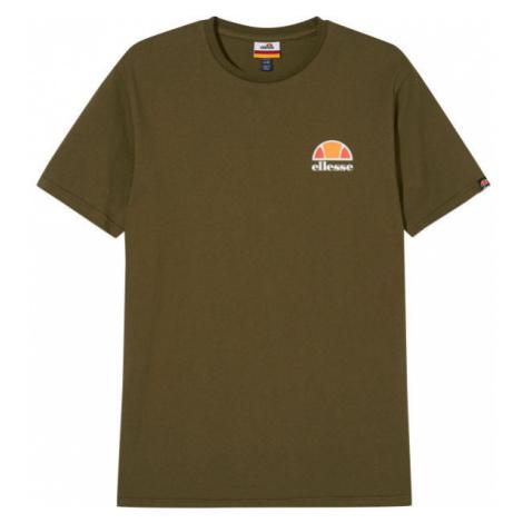ELLESSE T-SHIRT CANALETTO dark green - Men's T-Shirt