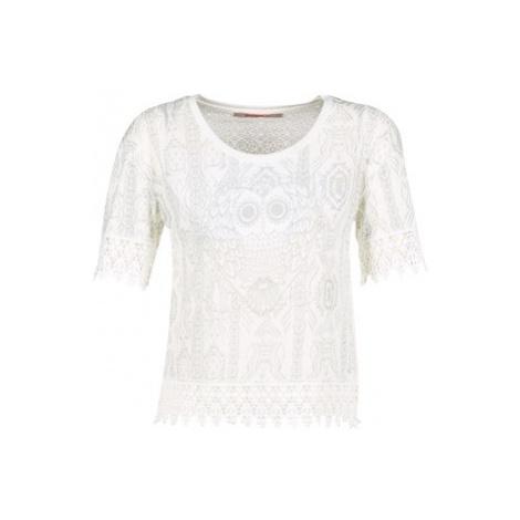 Desigual ROMINESSA women's T shirt in White