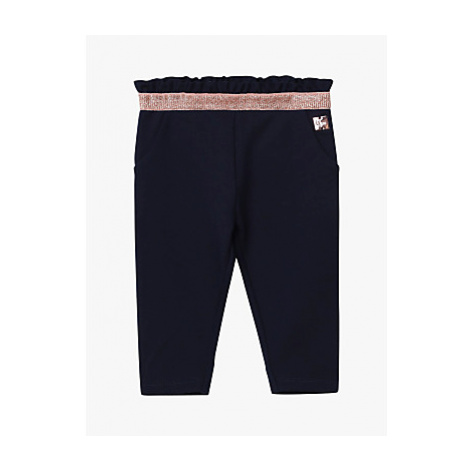 Carrément Beau Baby Milan Knit Metallic Trousers