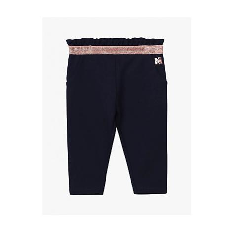 Carrément Beau Baby Milan Knit Metallic Trousers
