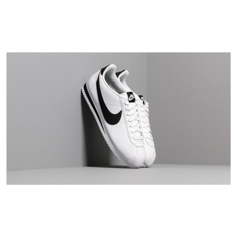 Nike Wmns Classic Cortez Leather White/ Black-White