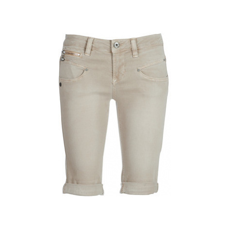 Freeman T.Porter Belixa New Magic Color women's Shorts in Beige Freeman T. Porter