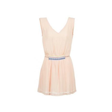 Moony Mood EARINE women's Dress in Pink