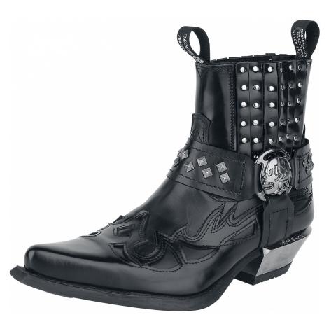 New Rock - Antik - Boots - black