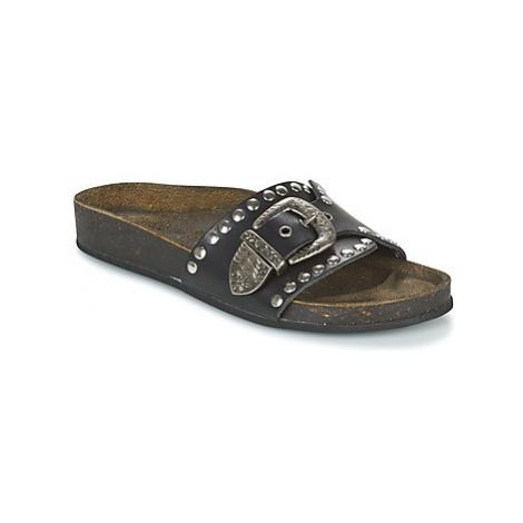 Replay JUNI women's Mules / Casual Shoes in Black