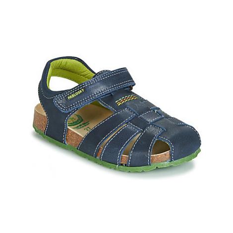 Pablosky 56926-C boys's Children's Sandals in Blue