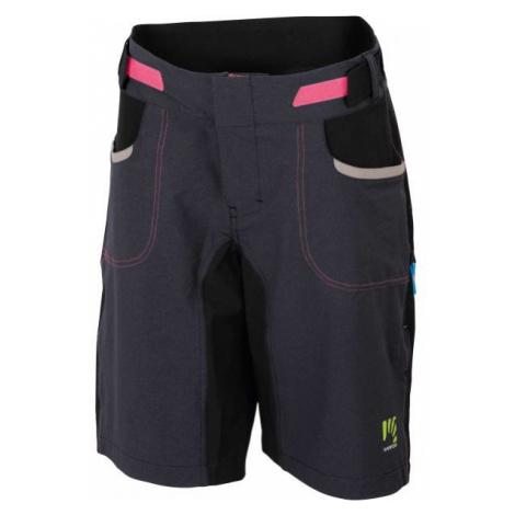 Karpos ADVENTURE W black - Women's cycling shorts