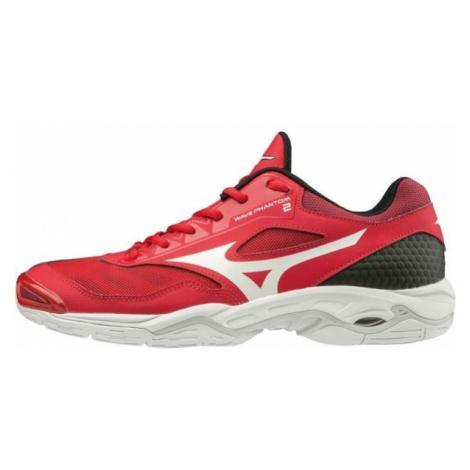 Mizuno WAVE PHANTOM 2 red - Men's indoor shoes
