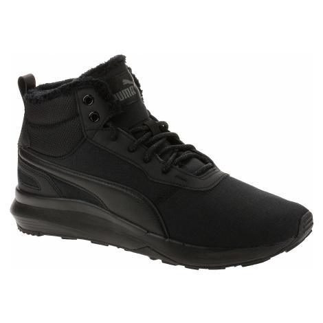 shoes Puma St Activate Mid WTR - Puma Black/Puma Black - men´s