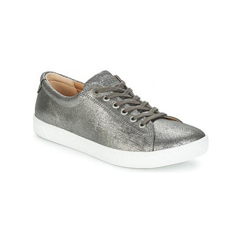 Birkenstock ARRAN WOMEN women's Shoes (Trainers) in Silver