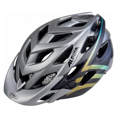 Alpina Sports D-ALTO L.E. gray - Cycling helmet