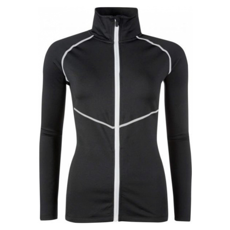 Fischer JACKET ULMISH W black - Women's sweatshirt