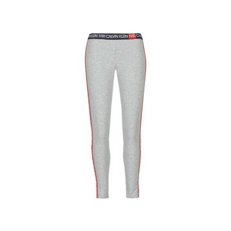 Calvin Klein Jeans LEGGING women's Tights in Grey
