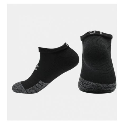Adult HeatGear No Show Socks 3-Pack Under Armour