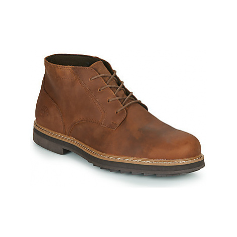 Timberland SQUALL CANYON WP CHUKKA men's Mid Boots in Brown