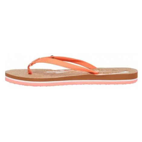 O'Neill FW LOGO CORK brown - Women's flip-flops