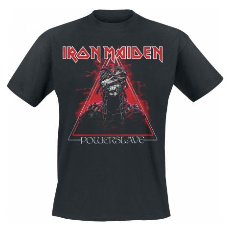 Iron Maiden - Mummy Triangle - T-Shirt - black
