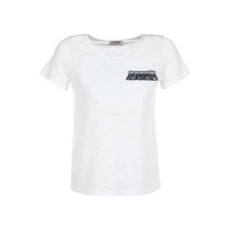 Yurban ITNOLA women's T shirt in White