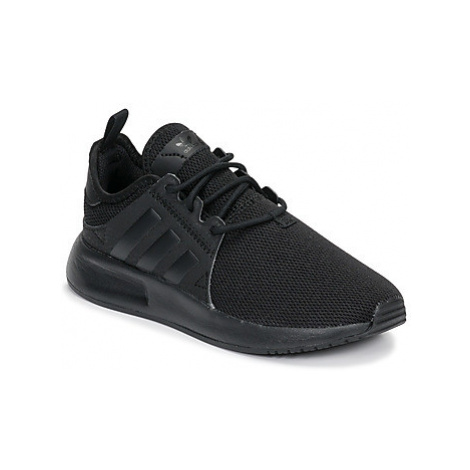 Adidas X_PLR C boys's Children's Shoes (Trainers) in Black