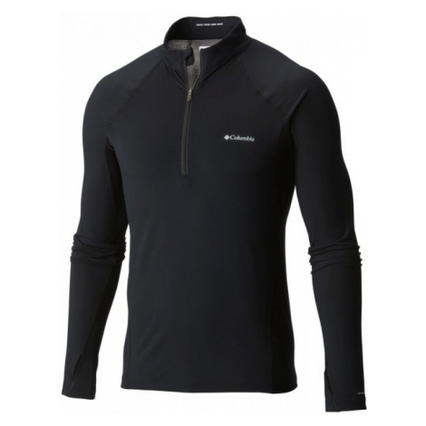 Columbia MIDWEIGHT LS HZ M black - Men's functional T-shirt